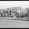 Apartments at 362-72 Witmer Street, Los Angeles, CA, 1928