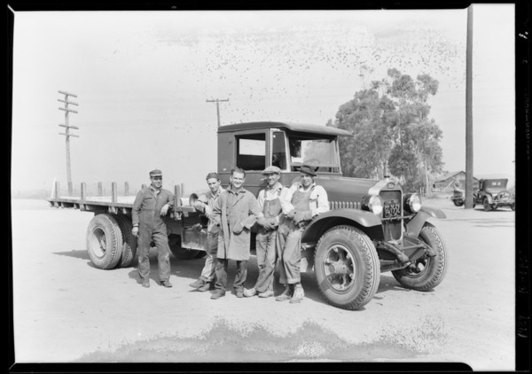 Barnsdall Oil Co. at Santa Barbara, CA, 1929