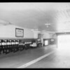 Full line, Biltmore garage 3rd floor, Southern California, 1931