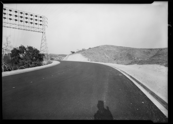 El Modina Boulevard, near Annandale, Southern California, 1930