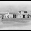 Webb Residence, Beverly Boulevard, California Riviera, Southern California, 1928