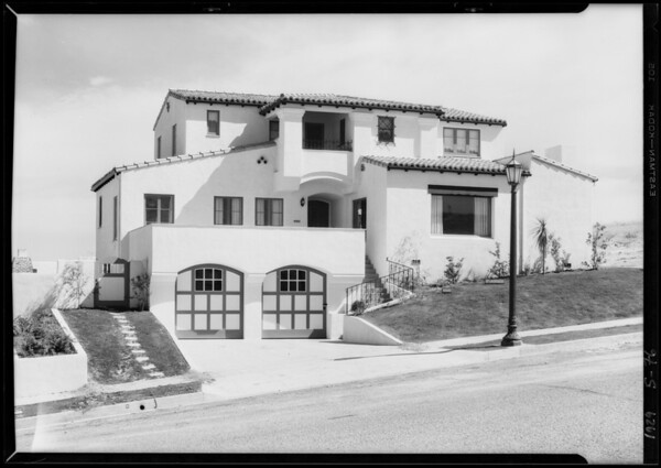 3608 Vernon Avenue, Southern California, 1929
