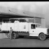 Sperry Flour Co. truck, Southern California, 1930