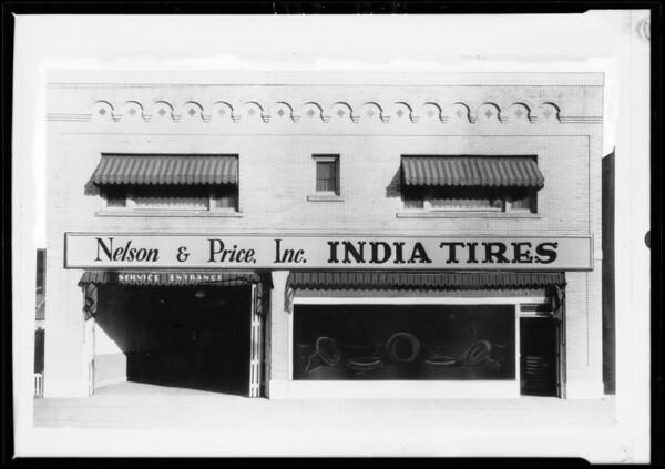 Long Beach store front copy, Long Beach, CA, 1928