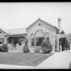 932 South Burnside Avenue, Los Angeles, CA, 1929