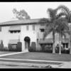 1820 North Harvard Boulevard, Los Angeles, CA, 1928