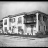 Houses near Lankershim Boulevard, Los Angeles, CA, 1928