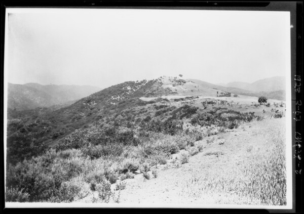 Copies - 5x7 landscapes, Southern California, 1928