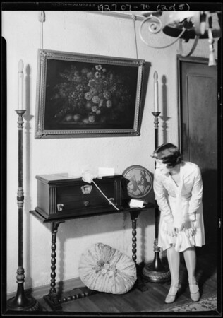 Billie Barnes & New Stewart-Warner Radio, Southern California, 1927