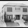 631-33 North Plymouth Boulevard, Los Angeles, CA, 1928
