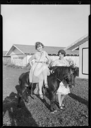 Runnymede Anniversary, Southern California, 1928