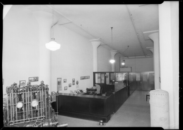 Offices, Imperial Engine Co., Southern California, 1927