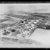 Oil refinery composite, Southern California, 1931