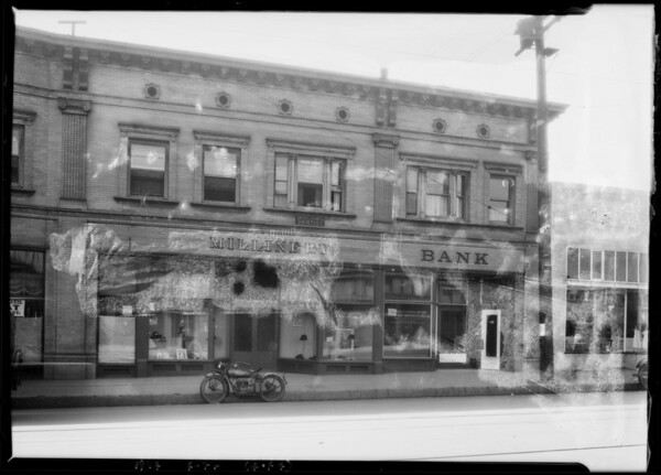 Pacific-Southwest Trust & Savings Bank - Seventh and Valencia Branch, 1510 West Seventh Street, Los Angeles, CA, 1924