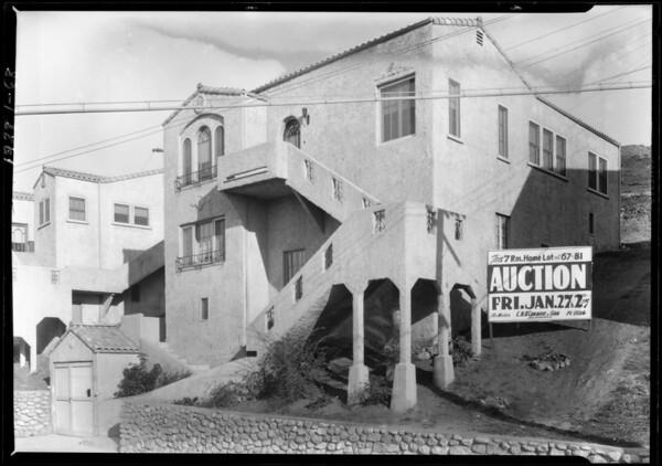 1044 Marion Drive, Glendale, CA, 1928