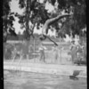 Exposition Park swimming pool, Los Angeles, CA, 1927