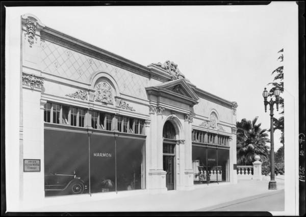Pelton Motor Company, Southern California, 1925
