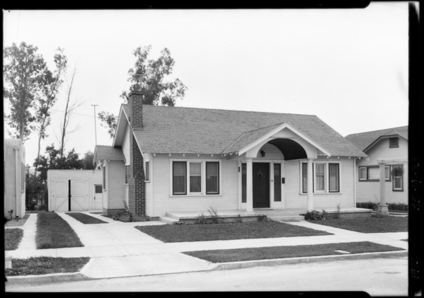 1340 Barrington Way, Glendale, CA, 1925