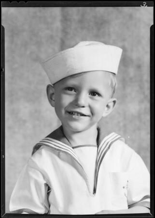 Donald, Southern California, 1931