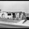 W. L. King home, 4719 Angeles Vista Boulevard, Lloyd King home in University Unit, Los Angeles, CA, 1928