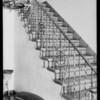 Stairway, apartment 625 South Cochran Avenue, Los Angeles, CA, 1931