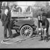 Sub soil aerator, Southern California, 1931