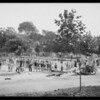 New plunge in Centinela Park, Inglewood, CA, 1929