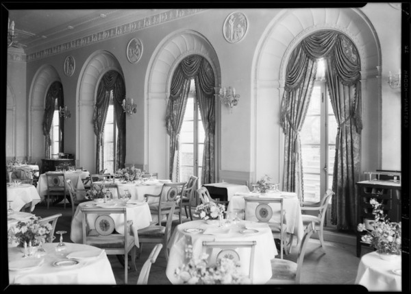Town House, Wilshire Boulevard at South Commonwealth Avenue, Los Angeles, CA, 1929