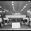 Frank T. Hickey Co., booth, 2528 Santa Fe Avenue, Southern California, 1930