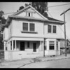 455 Custer Avenue, house that was moved, Los Angeles, CA, 1925