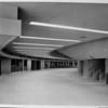 Los Angeles Memorial Sports Arena, interior view, lobby