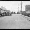 East 55th Street & South Alameda Street, Los Angeles, CA, 1930