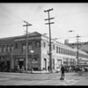 New branch - Washington & Vermont, Pacific-Southwest Bank, Los Angeles, CA, 1925