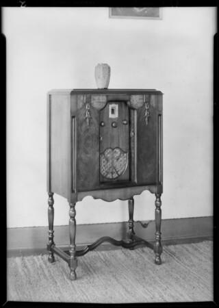 Radio, C.W. Smith, Southern California, 1929
