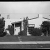 House at 4176 Sutro Avenue, Los Angeles, CA, 1931