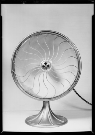 $5.00 heater, The May Company, Southern California, 1931