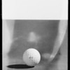 Ball, Bear Golf Ball, Southern California, 1931
