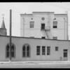 Boys club building, 316 North Union Avenue, Los Angeles, CA, 1931
