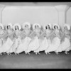 Stage shots, Orpheum Theatre, 842 South Broadway, Los Angeles, CA, 1931