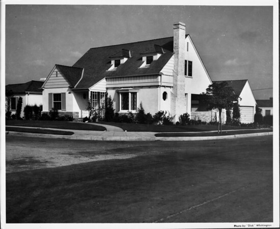 Residential home, 2-story