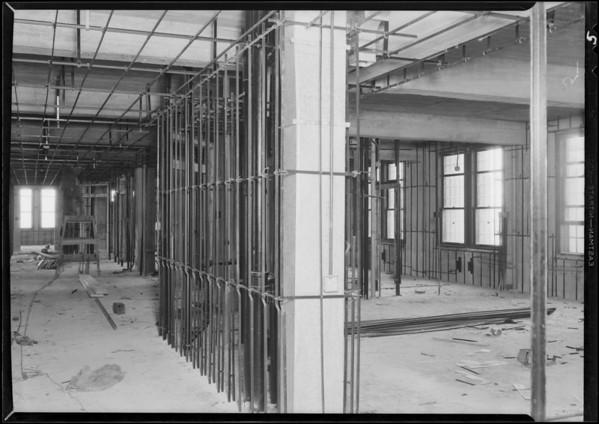 General hospital, Western Lathing, Los Angeles, CA, 1931