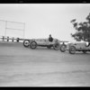 Racing cars at Ascot, Southern California, 1931