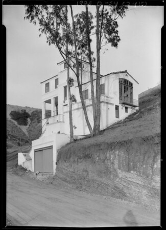 Vinecrest subdivision, Los Angeles, CA, 1925