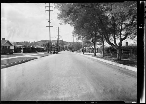 Yosemite Drive, Eagle Rock, File #515395, Wiggins Oil Tool Co. assured, 2052 Yosemite Drive, Pasadena, CA, 1931