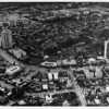 Aerial view of Westwood