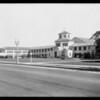 High schools, Southern California, 1929