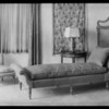 Furniture & radio shots, Southern California, 1929