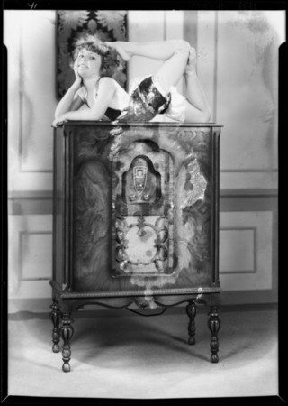 Meglin Kiddies & radio, Southern California, 1929