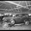 Nash sedan, S. Topoliski, owner, Southern California, 1931