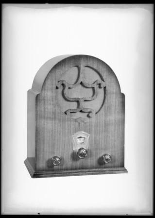 Crow Radio, Southern California, 1931